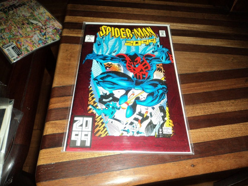homem aranha 2009 n# 1 importado marvel comics ebal bloch