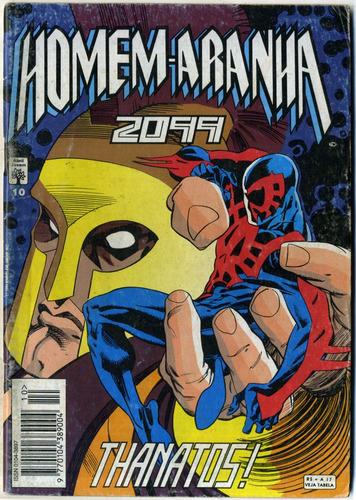 homem-aranha 2099 nº 10