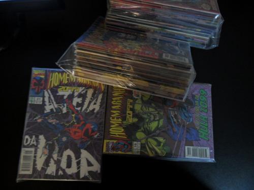 homem aranha 2099! várias! ed. abril! 1994-95! r$ 7,00 cada!