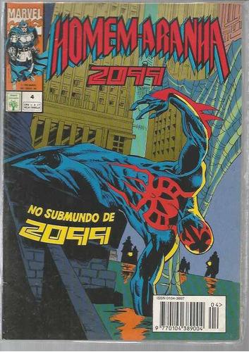 homem-aranha 2099 vol 04 - abril - bonellihq cx154 b18