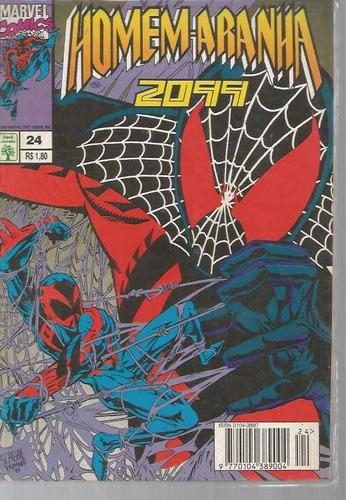 homem-aranha 2099 vol 24 - abril - bonellihq cx154 b18