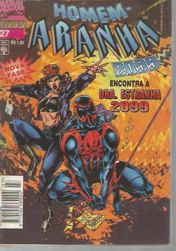 homem-aranha 2099 vol 27 - abril - bonellihq cx154 b18