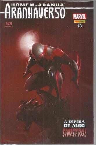 homem-aranha aranhaverso 13 - panini - bonellihq cx52 e19