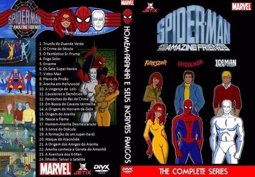 homem aranha e seus incriveis amigos 1981 dublado