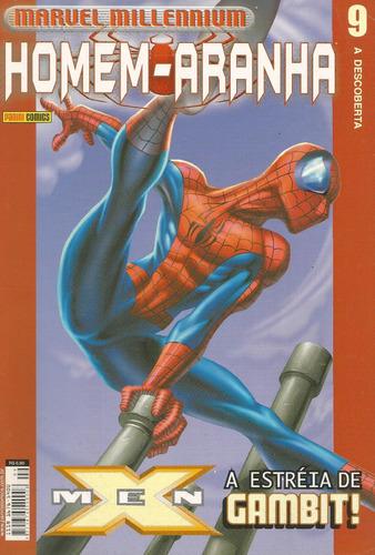 homem-aranha marvel millennium 09 - bonenellihq cx187 c18