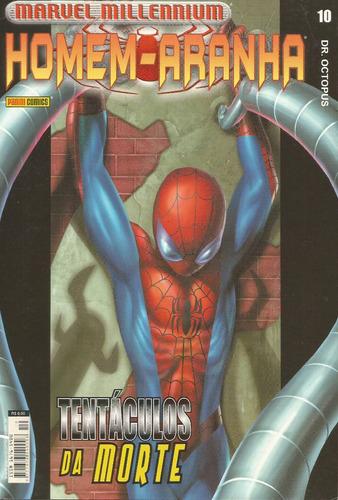 homem-aranha marvel millennium 10 - bonellihq cx187 c18
