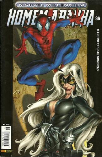 homem-aranha marvel millennium 36 - bonellihq cx89 g19