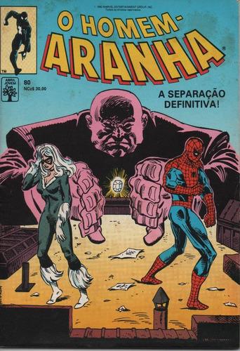 homem aranha nº 80