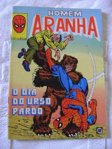 homem aranha nº27 rge março 81  raro ! leia anúncio!