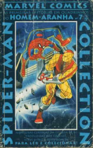 homem aranha primeiras historias em quadrinhos spider-man 7
