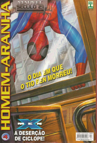 homem-aranha sec 21 vol 04 - panini - bonellihq cx187 c18