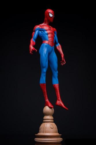 homem aranha spider-man marvel gallery statue diamond select