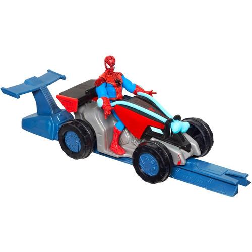 homem aranha - veiculo spider man power web - a1504