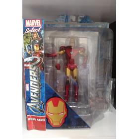 Homem De Ferro - Mark Vi - Marvel Select - Original