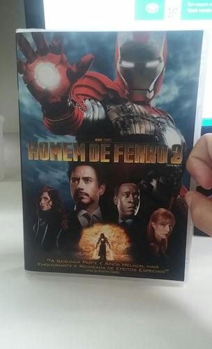 homem de ferro 2 -dvd