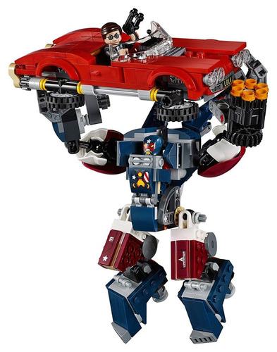 homem de ferro iron man agent coulson justin hammer - robot