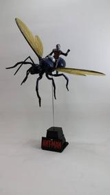 Homem Formiga - Marvel Legends - Diorama Custom