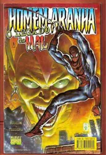 homen aranha - o legado do mal