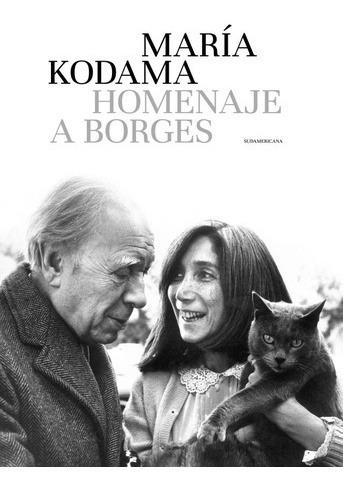homenaje a borges - maria kodama