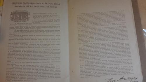 homenaje j g artigas 1950, banco de seguros