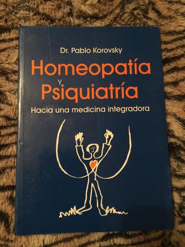 homeopatía y psiquiatría _ korovsky , pablo.