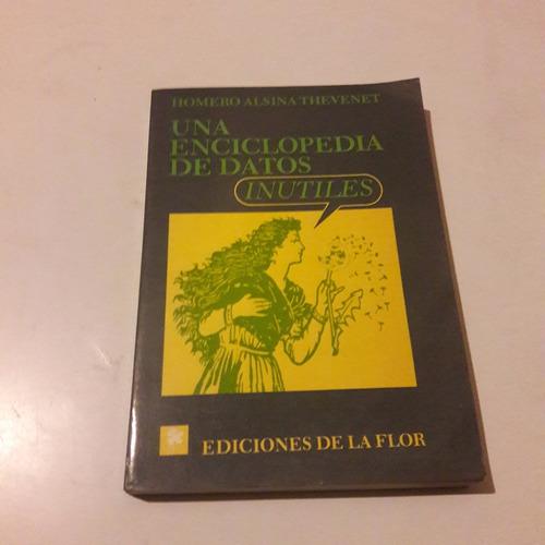 homero alsina thevenet - enciclopedia de datos inútiles