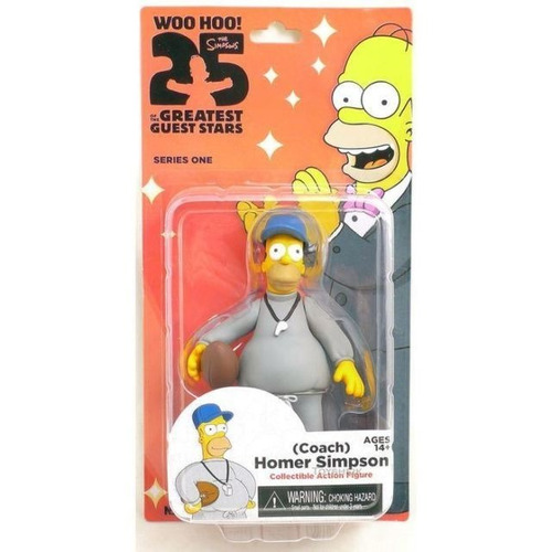 homero simpson coach