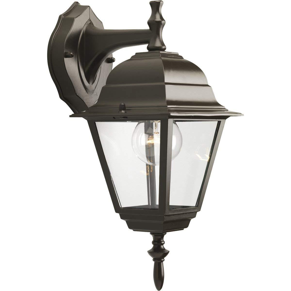 125 One Light Small Wall Lantern Down