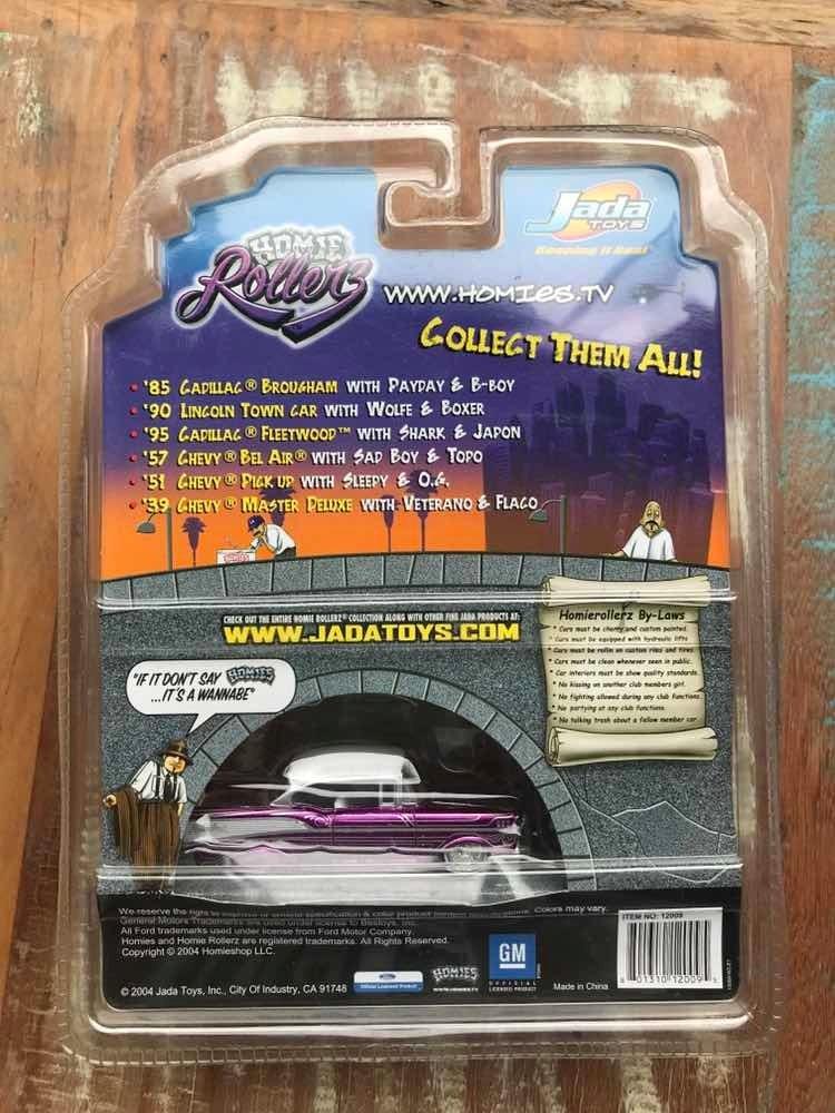 Homie Rollerz 57 Chevy Bel Air Jada
