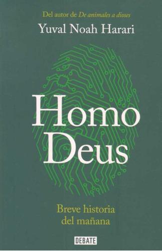 homo deus / yuval noah harari