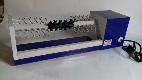 homogeneizador  sangue p/laboratorio  h32 novo modelo
