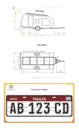 homologación de trailers