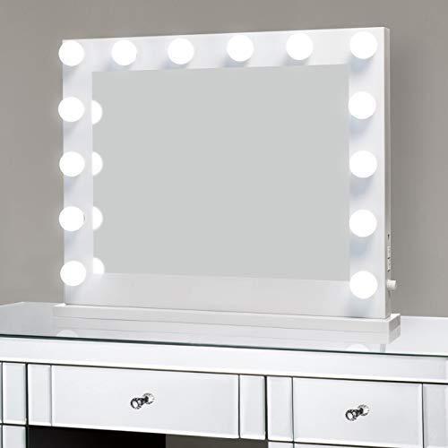 hompen lighted makeup vanity mirror light, makeup dressing t