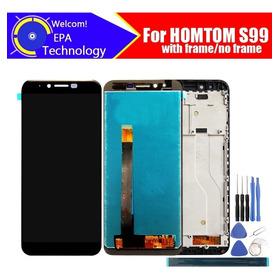 Homtom S99 Tela Toque+ Película+ferramentas 100% Original