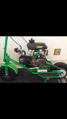 honda 100 cc patinete