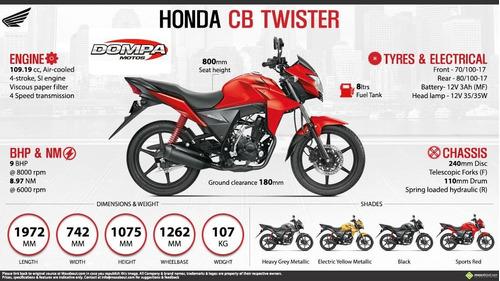 honda 125 motos