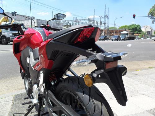 honda 190 naked motos