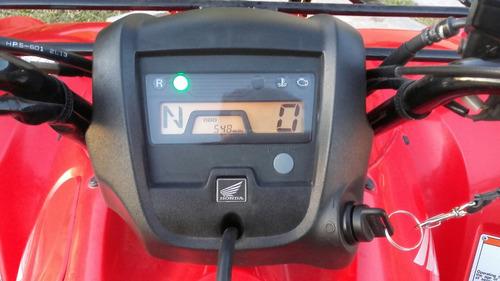 honda 2014 trx420 electric shift 2014