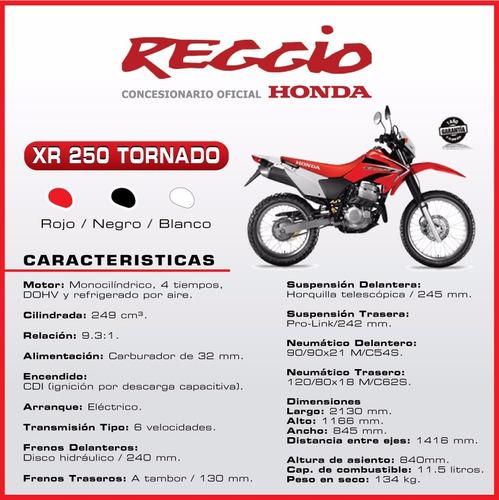 honda 250 tornado motos