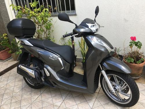 honda 300i scooter