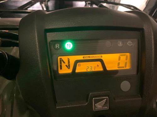 honda 420 rancher electric shift 4x2 2013  /kawacolor
