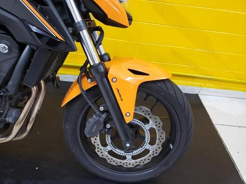honda  500 f - laranja - 2019 -  km 3.410  / 11985264931