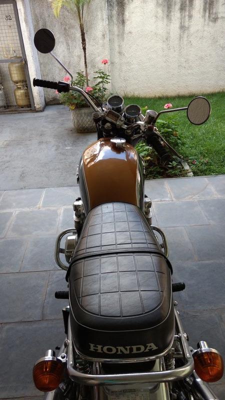 honda 500 four 1971