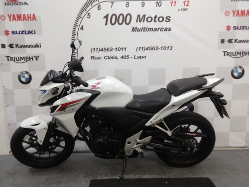 honda 500 moto