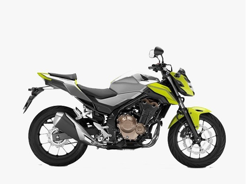 honda 500 naked motos