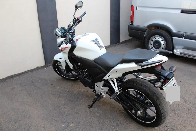 honda 500f moto