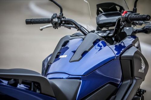 honda 750 nc moto stock modelo 2020 color azul entrega ya
