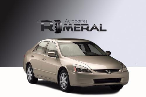 honda accord 2003 motor transmisión venta por partes chocado