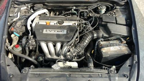 honda accord 2004 ( en piezas ) 2003 - 2007 motor 2.4 aut