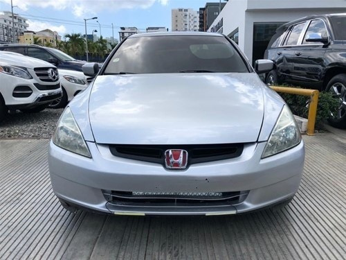 honda accord 2004 full